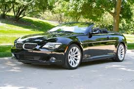 bmw 650i 2008 convertible 2008 bmw 6 series 650i convertible stock m4715 for sale near