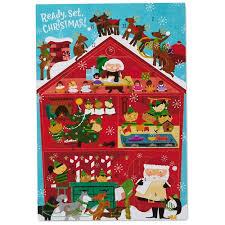 christmas advent calendar ready set christmas advent calendar decorative accessories