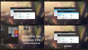 hot themes for windows phone yosemite black full version theme for windows 10 rtm windows10