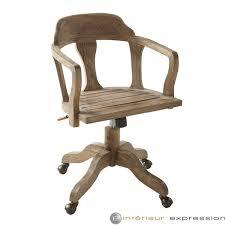 fauteuil bureau industriel vente de fauteuils us bureau chez intérieur expression