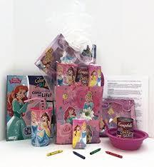 Soup Gift Baskets Disney Princess Gift Basket Get Well Soon Care Package Kids