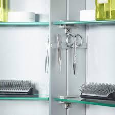 serif designer 600mm bathroom vanity unit u0026 illuminated cabinet set
