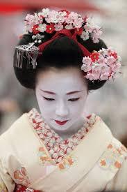 traditional geisha hair and make up geisha geisha