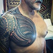 collection of 25 tribal arm shoulder chest