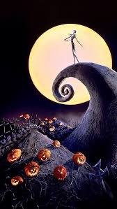 17 best ideas about nightmare before wallpaper on