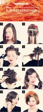 how to make long hair short faux bob hair tutorials pretty designs