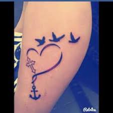 anchor cross cross anchor tattoos anchor tattoos and tattoo