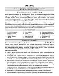 senior accountant cv resume templates accounting cv template finance financial