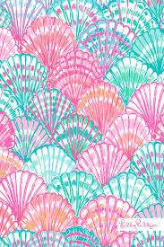 Lilly Starbucks Lilly Pulitzer Oh Shello Mobile Wallpaper Fondos Pinterest