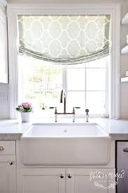 ideas for kitchen window treatments best 25 kitchen sink window ideas on kitchen window