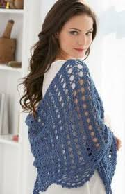 crochet wrap weekend shawl free crochet pattern from heart yarns