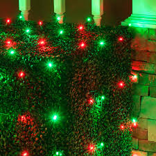 led net lights 4 x 6 led net lights 100 green ls