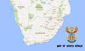 Map South Africa Map Of South Africa To South Africa