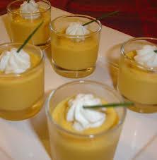 etoile de badiane cuisine mise en bouche glacée de carottes à la badiane