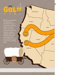 the gold rush worksheet education com