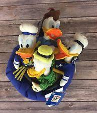 donald duck beanbag plush toys ebay