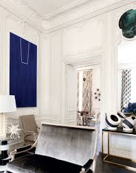 Parisian Chic Home Decor by Inside Lauren Santo Domingo U0027s Paris Apartment Vogue