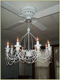 dining room crystal chandelier ceiling fan combo kit4en
