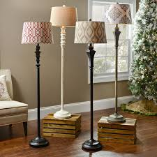 add light to a dim corner with a stylish floor lamp drum lamp