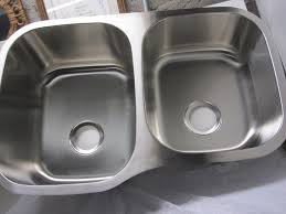 Stainless Steel Deep Sink Mainline 18 Ga Stainless Steel Double Basin 31