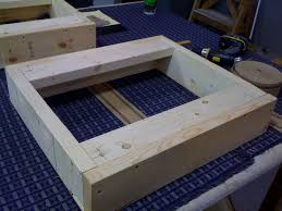 Build An Ottoman How To Build And Upholster An Ottoman Furniture Reincarnated
