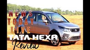 indian car tata indian cars tata hexa car india ट ट ह क स