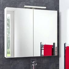 Mirror Bathroom Cabinet With Light Mirror Cabinets Bathroom Aeroapp