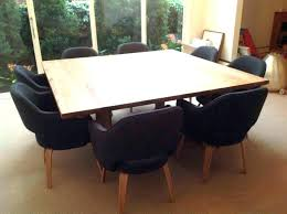 square table for 12 square dining table seats 12 nhmrc2017 com