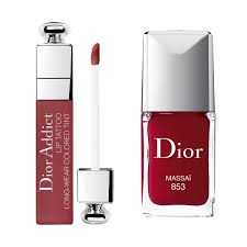 Colors That Compliment Pink Matching Lipstick And Nail Polish Combos To Try Instyle Com