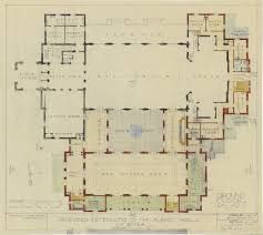 previous find of the month 1 2014 archivesact plan 15195 albert hall extension