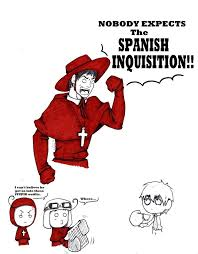 Spanish Inquisition Meme - aph the spanish inquisition by snakeprincess15 on deviantart
