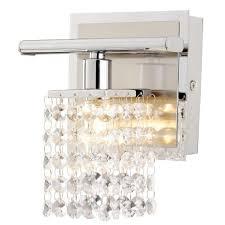 Crystal Bathroom Vanity Light by Best 20 Crystal Bathroom Lighting Ideas On Pinterest Master