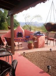 Mexican Patio Decor Fine Mexican Patio Design Ideas Patio Design 143