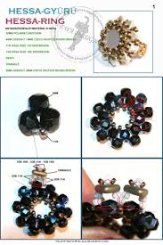 73 best superduo and twin ring images on pinterest bead