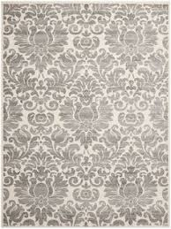 new modern blue gray brown 8x11 rug area rug casual 8x10 area rug