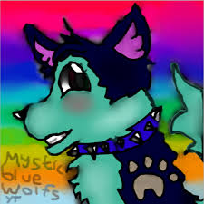 Wildfire Cartoon Youtube by Mystic Blue Wolfs Youtube