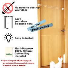 snagshout haon pet door for doggie and cat interior door