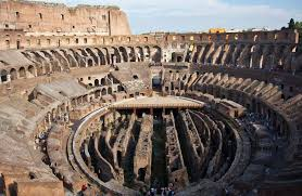 best way to see the colosseum rome colosseum underground guided tour tickets city wonders
