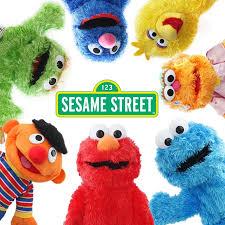 aliexpress buy 7 styles sesame street hand puppet plush toys