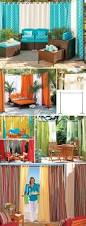 Cheap Outdoor Curtains For Patio Best 25 Outdoor Curtain Rods Ideas On Pinterest Drop Cloth