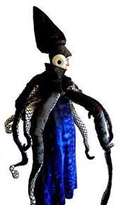 Octopus Halloween Costume Cardboard Octopus Cardboard Costume Costumes Diy