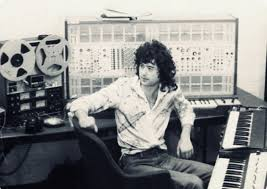 led zeppelin lava l led zeppelin s jimmy page in the studio surrounded by synths