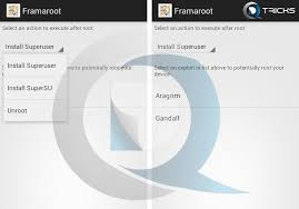framaroot for android trickscountry how to root android phone without pc