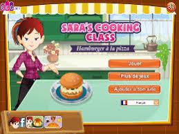 jeux cuisine de pizza hamburger à la pizza école de cuisine de un des jeux en