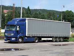 semi trailer truck renault premium 450 dxi 4x2 euro5 semi trailer truck