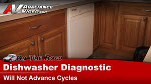 Maytag Drawer Dishwasher Kenmore Whirlpool U0026 Maytag Dishwasher Diagnostic Will Not