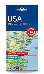 map usa lonely planet usa planning map lonely planet shop