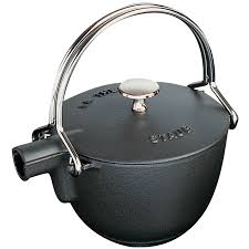 tea kettle black friday staub cast iron 1 qt round tea kettle visual imperfections