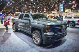 chevy concept truck chevy silverado high desert concept sema 2014 gm authority