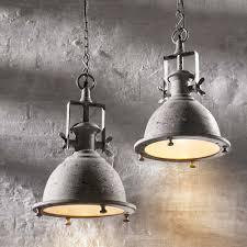 Wohnzimmer Decken Lampen Industrie Lampe Vintage Lampe Pendelleuchte Antik Beleuchtung
